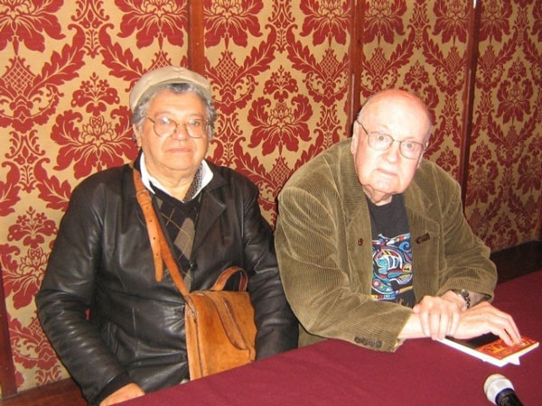 William W. Stein y Antonio Rengifo B.